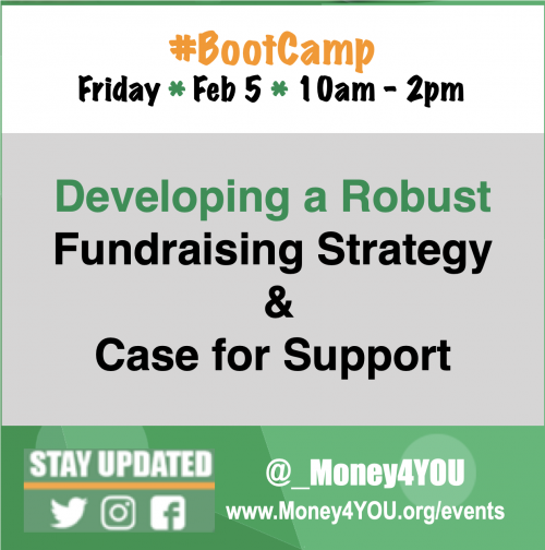 fundraising strategy and case for support