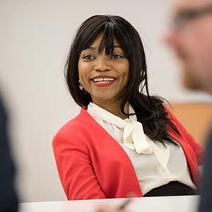 Photo of Carol Akiwumi